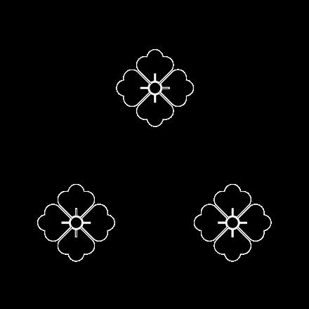 浅井長政の家紋