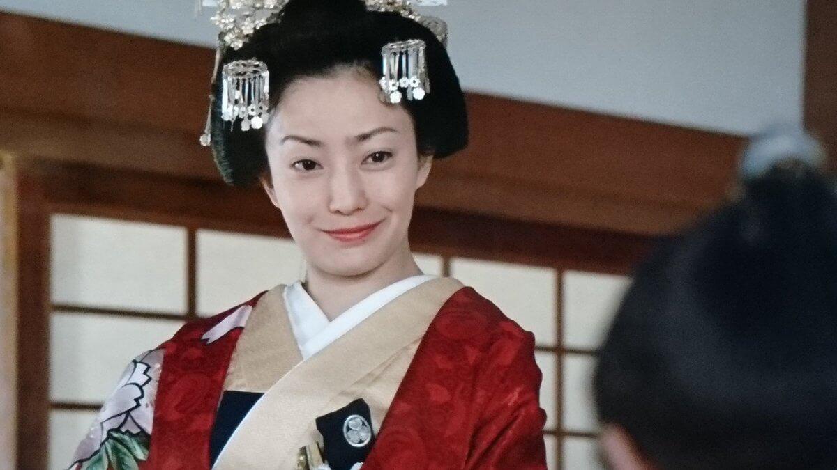 篤姫女優:菅野美穂