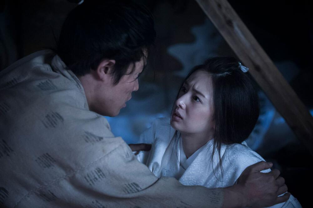 篤姫女優:北川景子